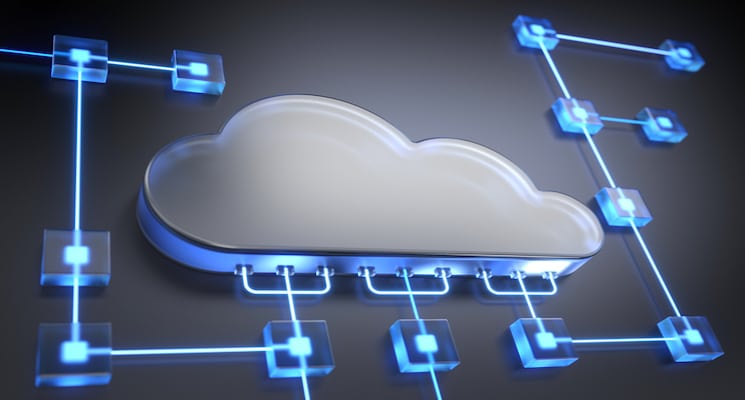 Cloud computing and vulnerability assessment scans